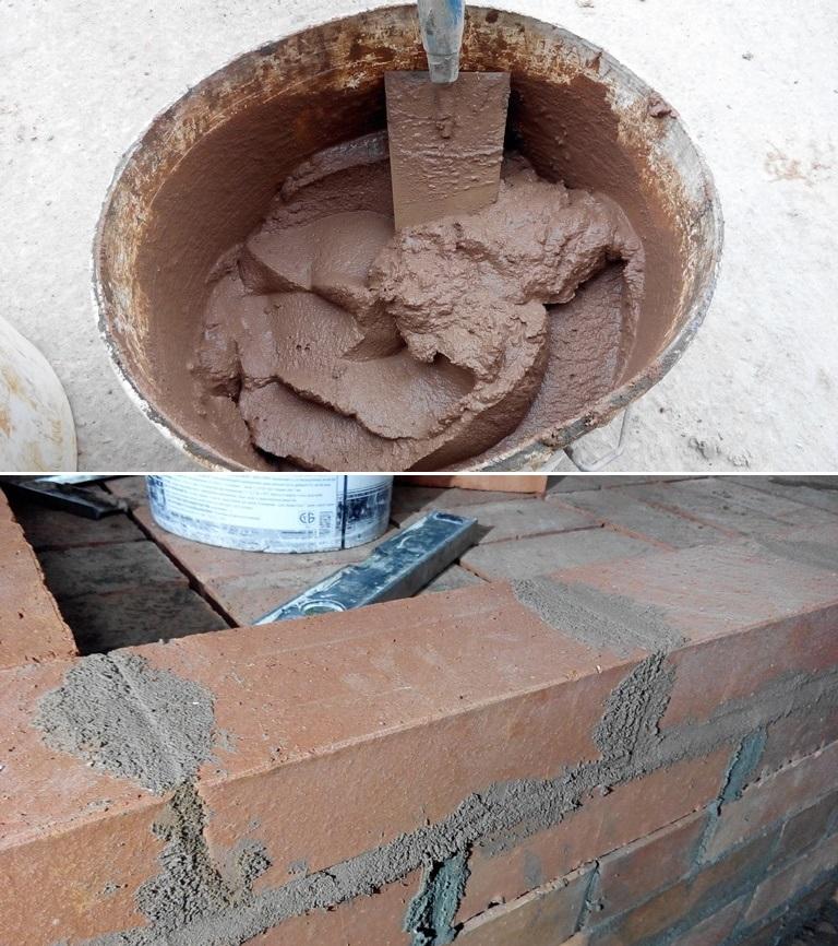 Какой кирпич лучше использовать для строительства печей: 16 фото с примерами материала