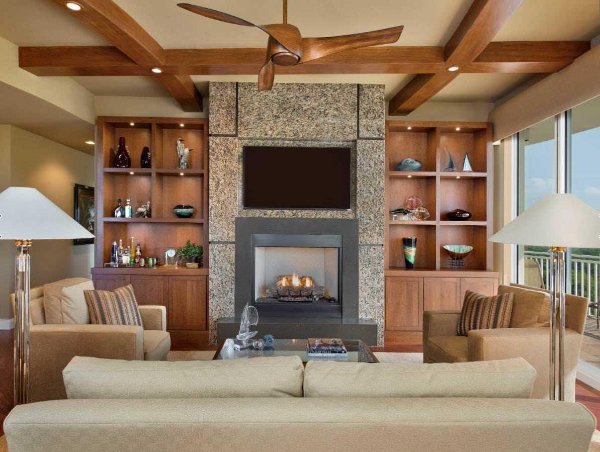 Гостиная с камином — особенности применения камина в интерьере и 110 фото идей как оформить гостиную комнату правильно