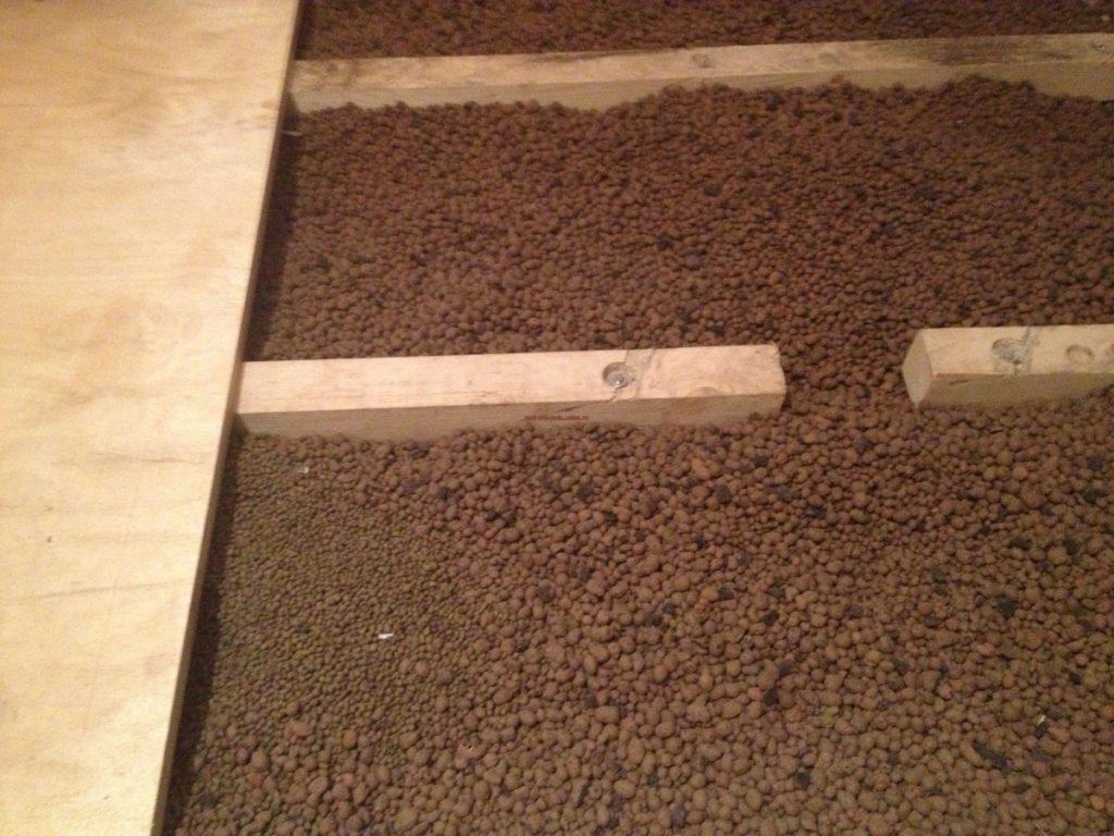 Характеристика теплопроводности керамзита в строительных материалах, применение керамзитового гравия
