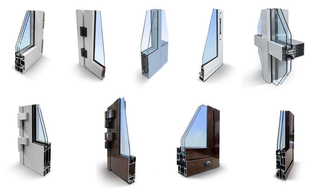 Виды стеклопакетов: из чего состоят, основные характеристики