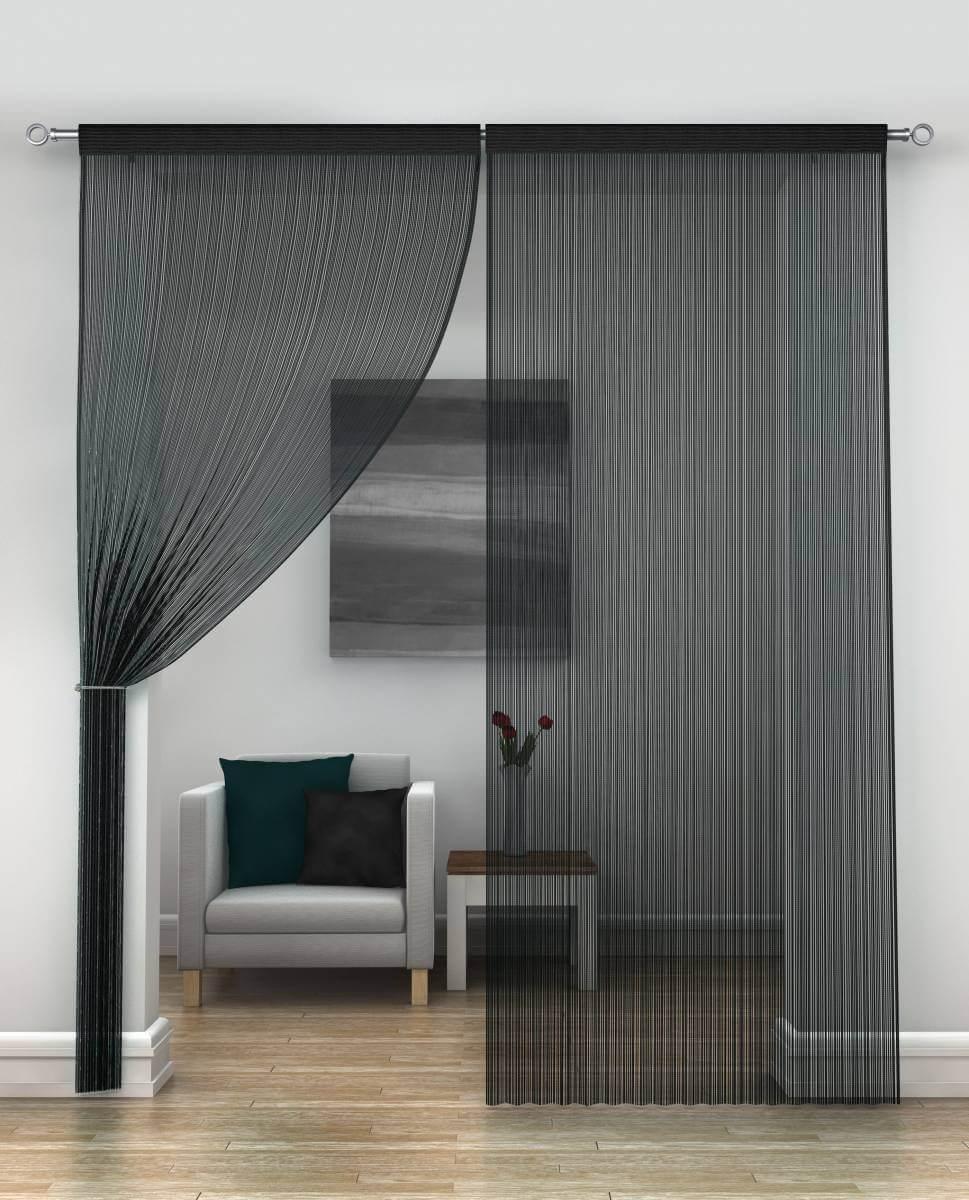 Цветные шторы - лучшие новинки и варианты выбора для уютного дизайна (145 фото)