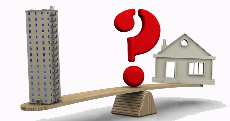 Что лучше - собственный дом или квартира: плюсы и минусы