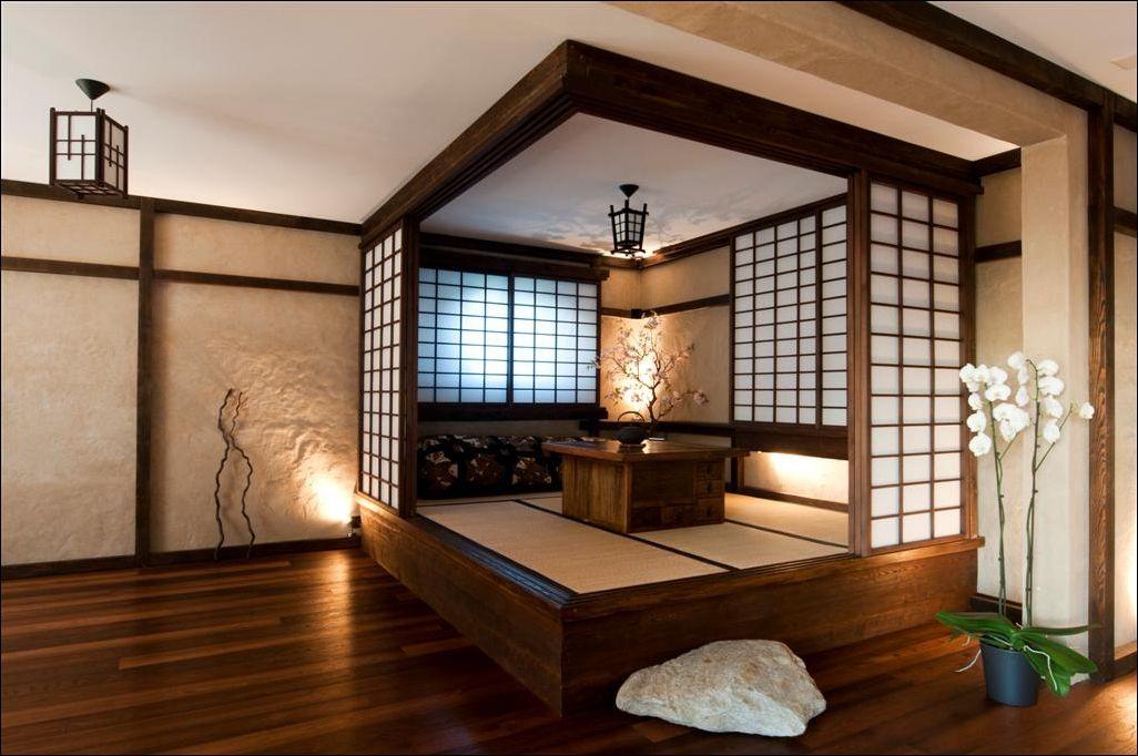 Дизайн кухни в японском стиле: минимализм в деталях
