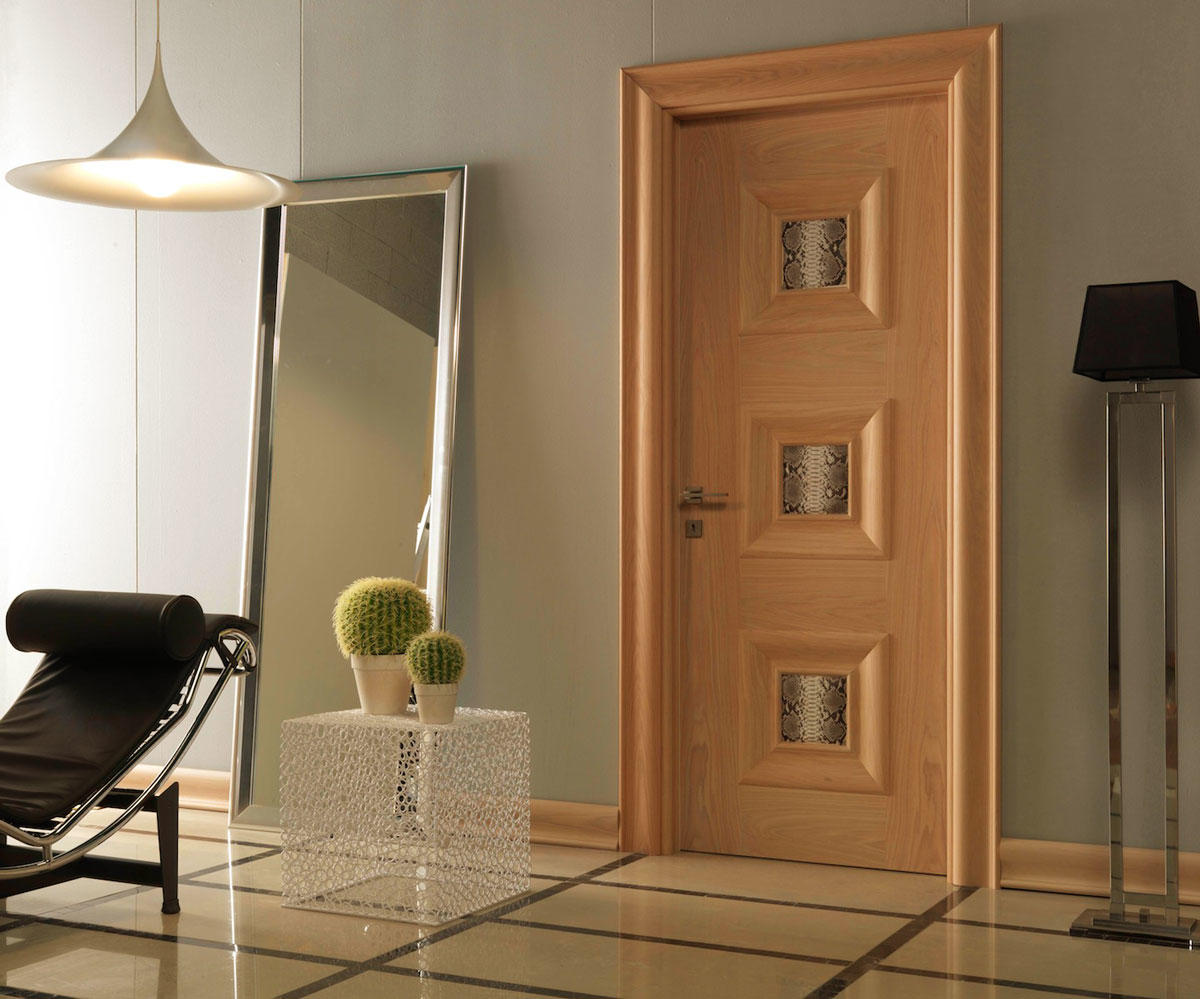 Обзорное сравнение покрытий межкомнатных дверей: двери пвх, ламинат, экошпон, шпон