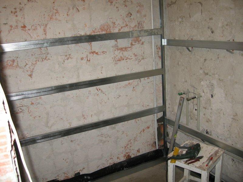 Отделка ванной комнаты панелями ПВХ - подготовка и пошаговый монтаж