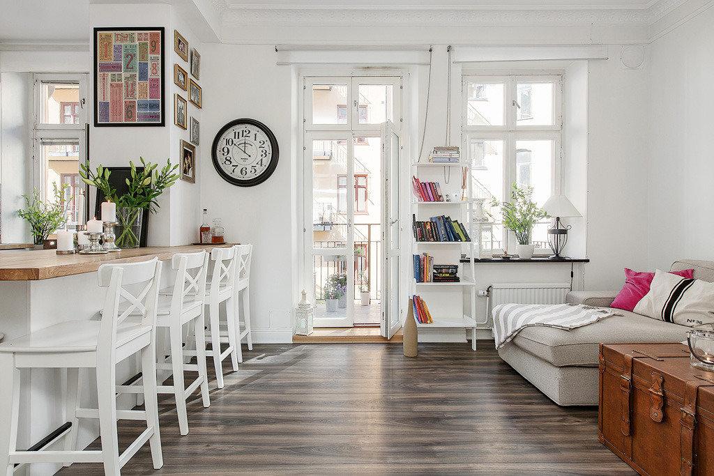 Дизайн гостиной в скандинавском стиле: правила оформления, советы, тренды и 70+ фото для вдохновения