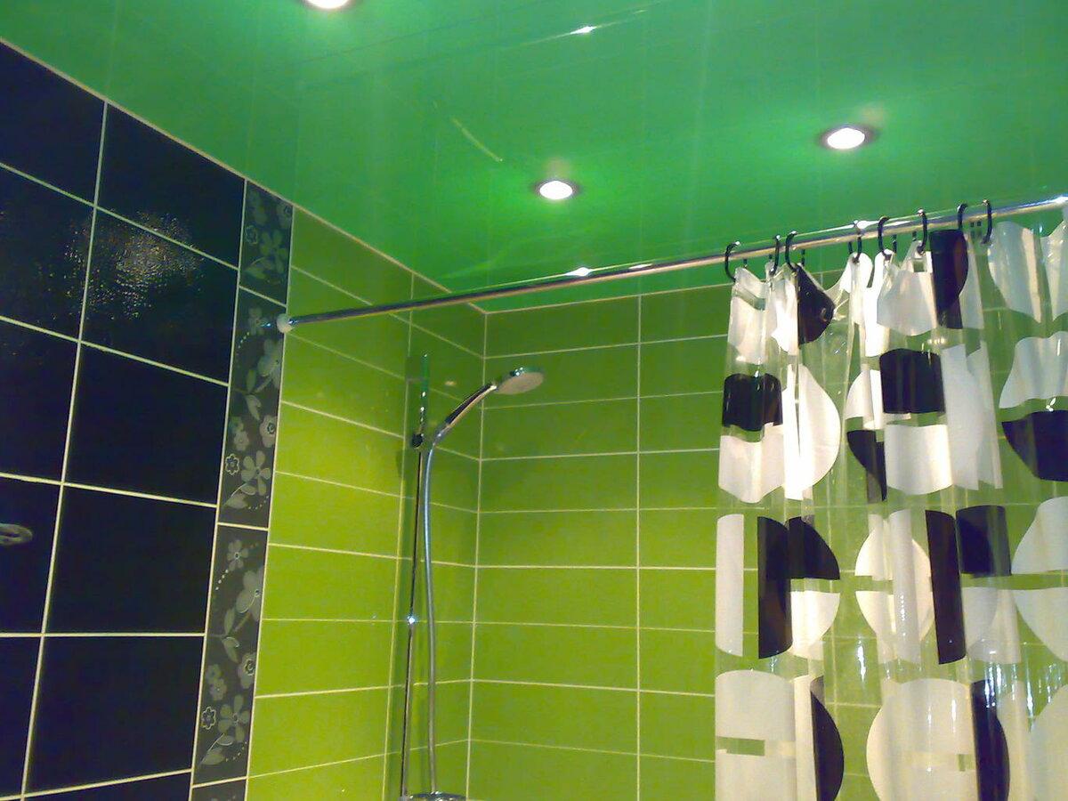 Какой потолок выбрать для ванной комнаты: 13 лучших вариантов отделки