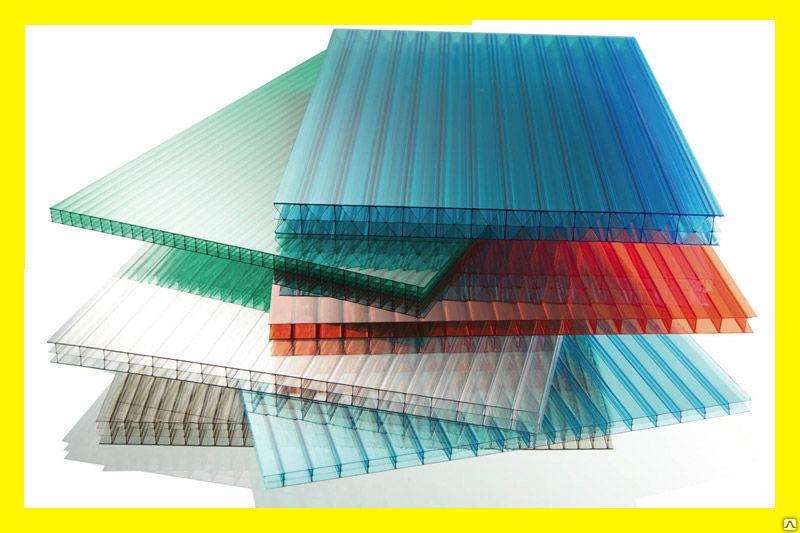 Производство и области применения цветного сотового поликарбоната