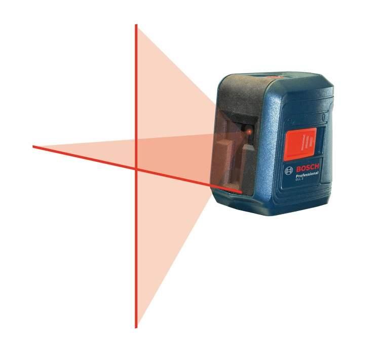 Устройство и использование лазерного уровня