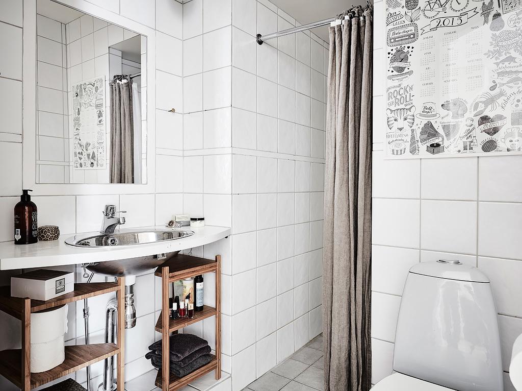 Как оформить ванную комнату в скандинавском стиле? - подробный гид по дизайну