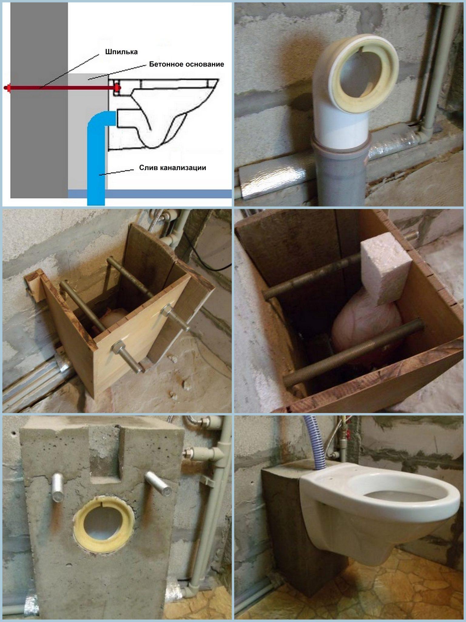 Установка унитаза (77 фото): как правильно устанавливать своими руками, монтаж подвесного унитаза, установка на кафельный пол и подключение к канализации