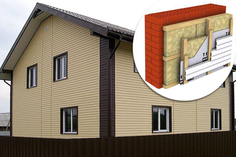 Металлический сайдинг (84 фото): обшивки дома «блок хаусом» под кирпич и камень, алюминиевый евробрус