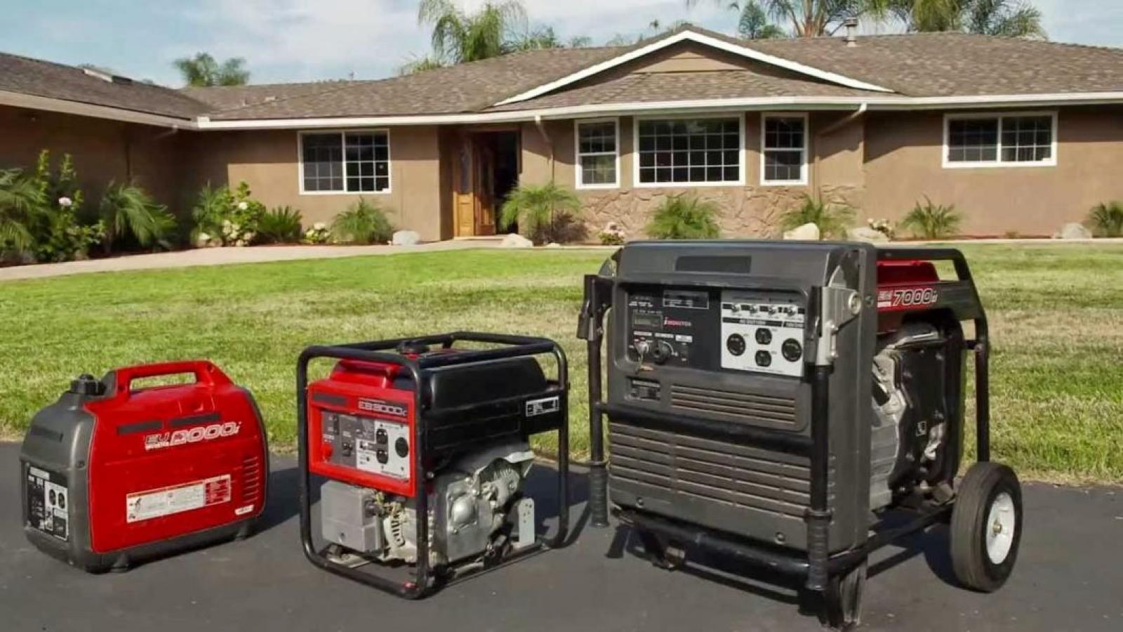 Какой бензогенератор лучше купить для дома