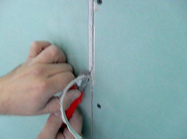 Как клеить обои на гипсокартон и заранее подготовить к ним поверхность