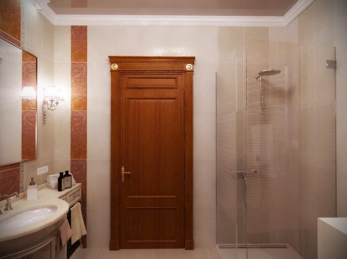 Как правильно выбрать двери для ванной и туалета?