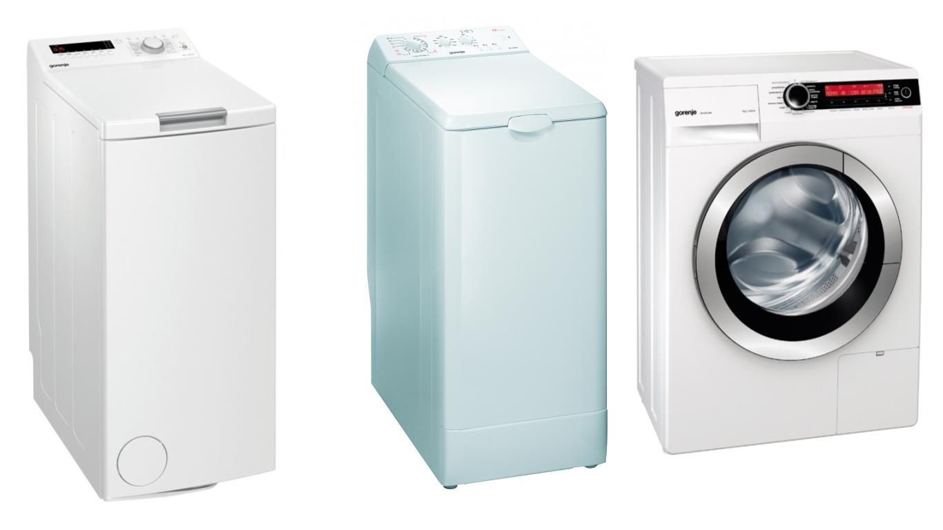 Преимущества стиральных машин с вертикальной загрузкой