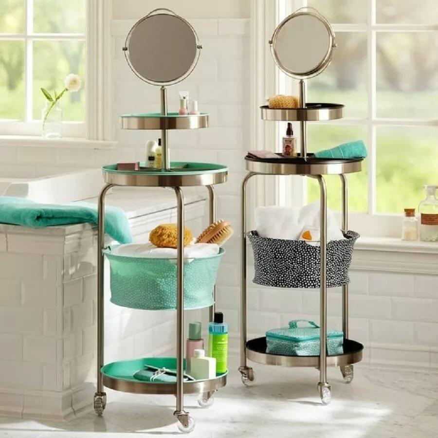 Современная маленькая ванная комната 2017
