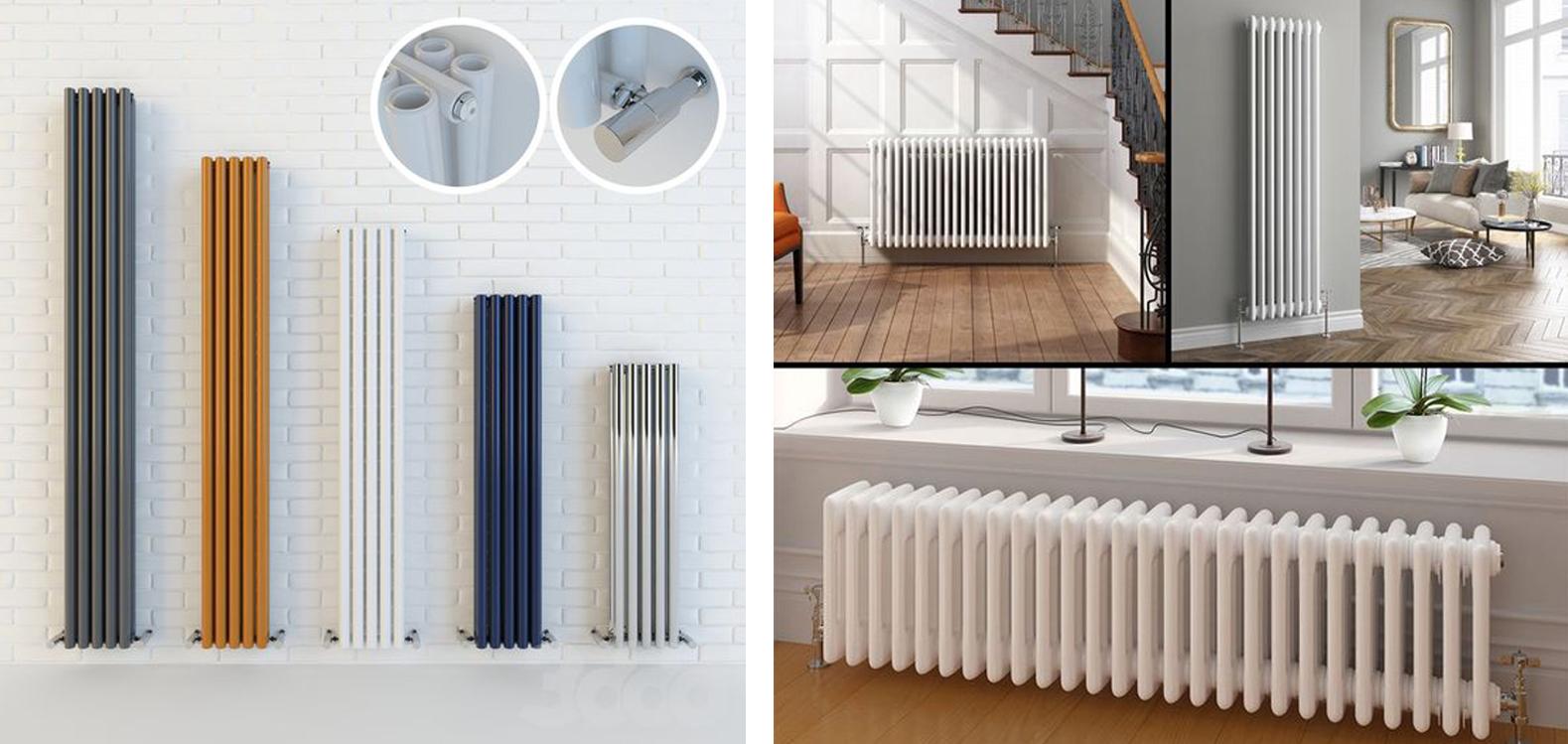 Вакуумные радиаторы отопления: принцип работы