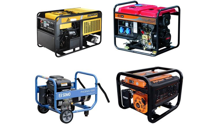 Светлая мысль: как правильно выбрать генератор для дачи или частного дома?