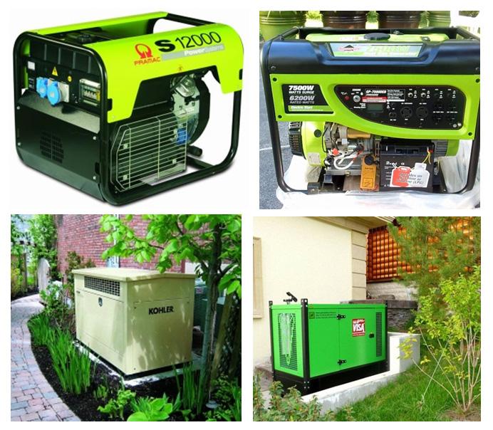 Как выбрать генератор для дачи и дома + рейтинг лучших фирм-производителей