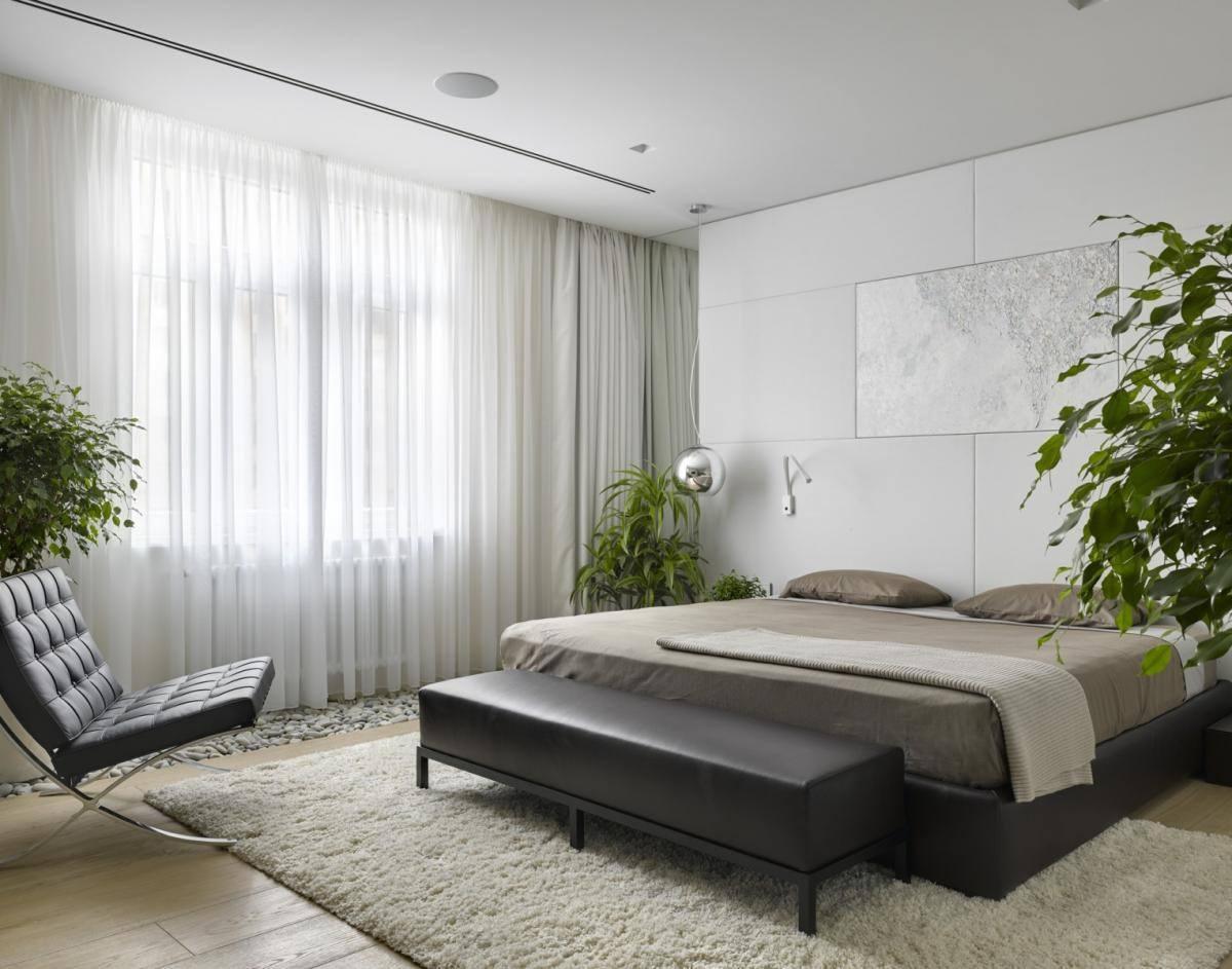 Минимализм в квартире — красивые идеи, уникальные проекты и модные варианты оформления (105 фото + видео)