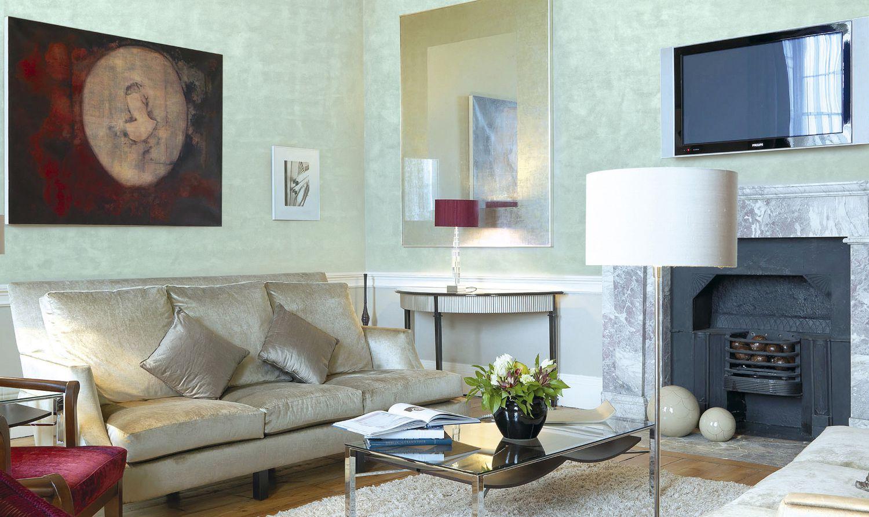 Безграничные возможности отделки: декоративная штукатурка на стенах внутренних помещений