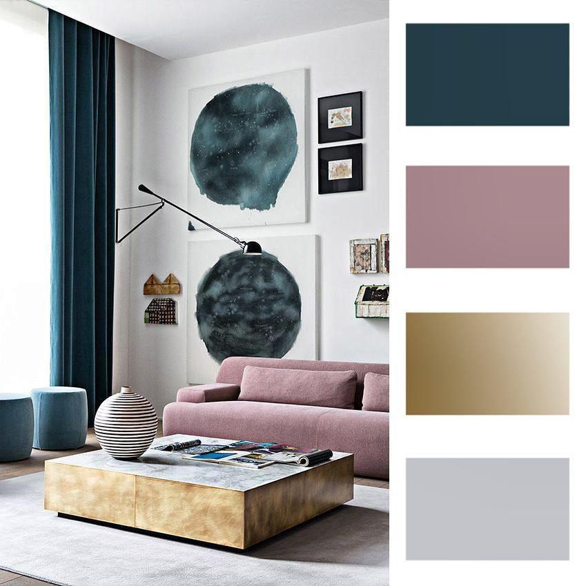 Обои серого цвета: сочетания, дизайн, выбор мебели и штор, 101 фото в интерьере