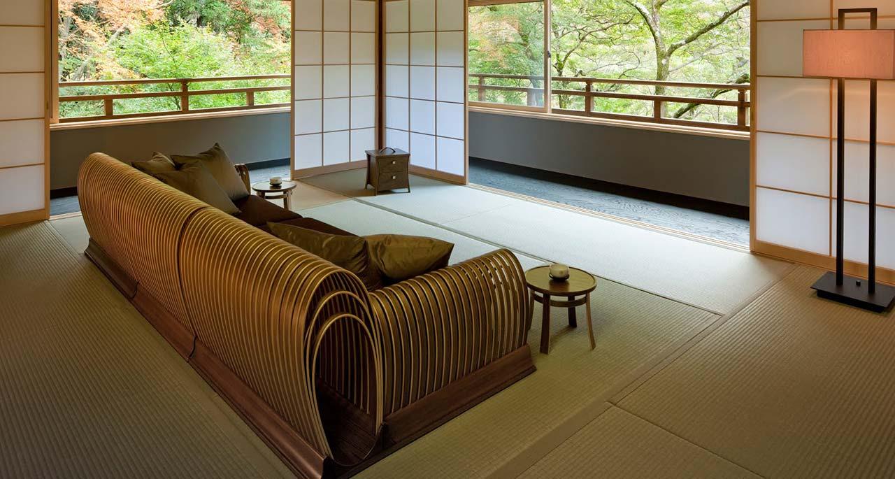 Интерьер в японском стиле: особенности исполнения