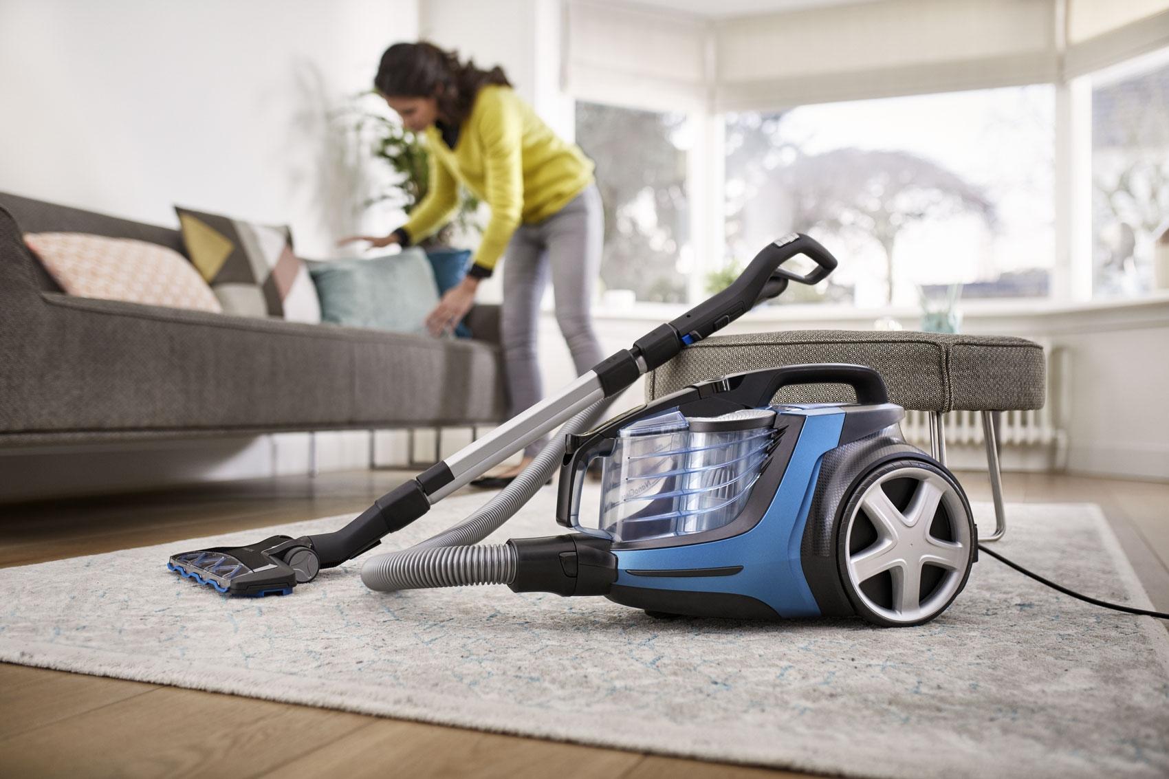 Как правильно выбрать пылесос для дома