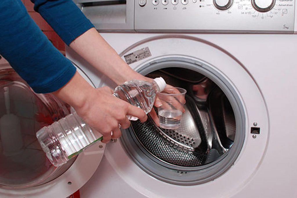Чистка стиральной машины лимонной кислотой и содой