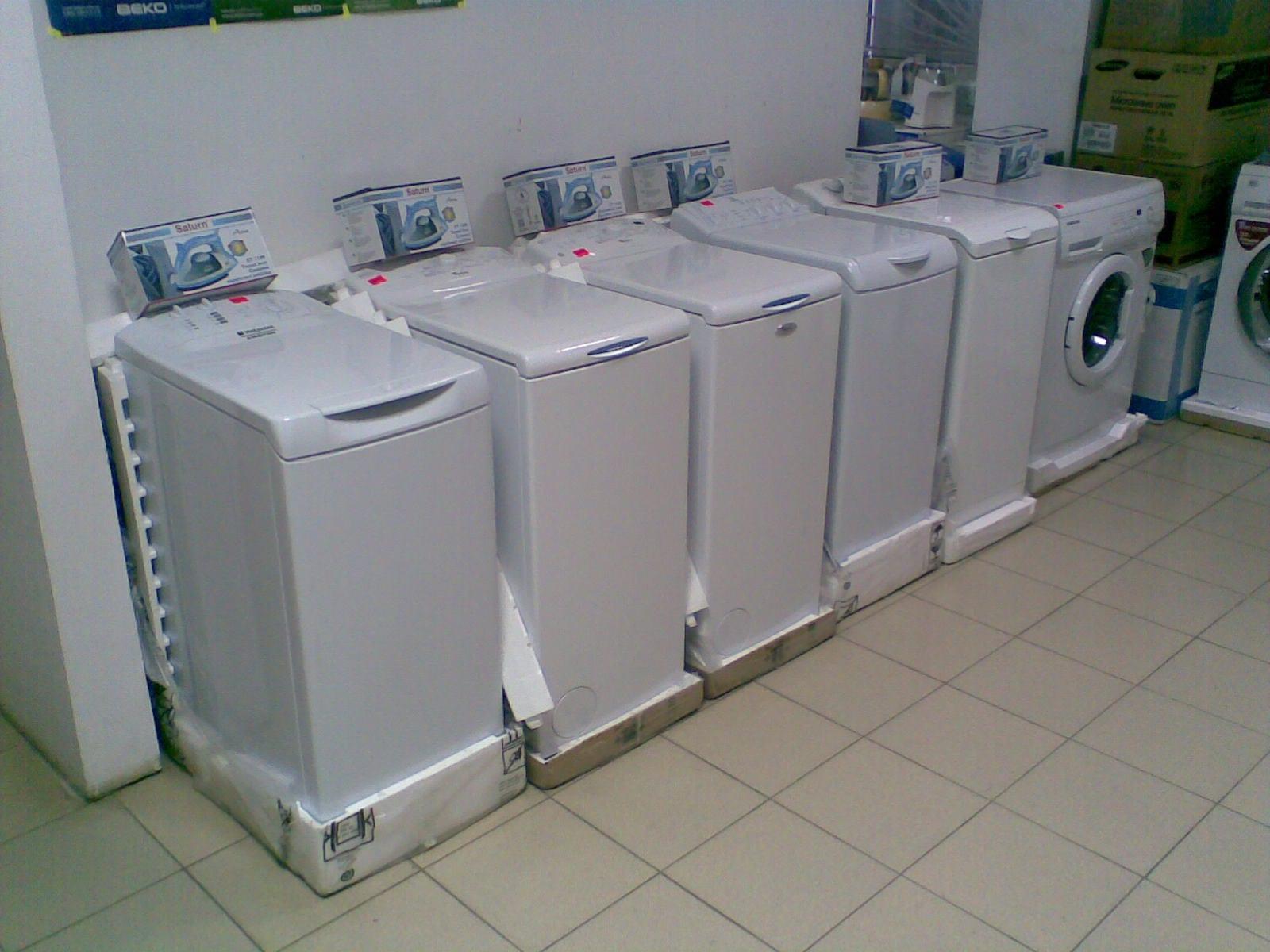 Плюсы и минусы стиральной машины с вертикальной загрузкой