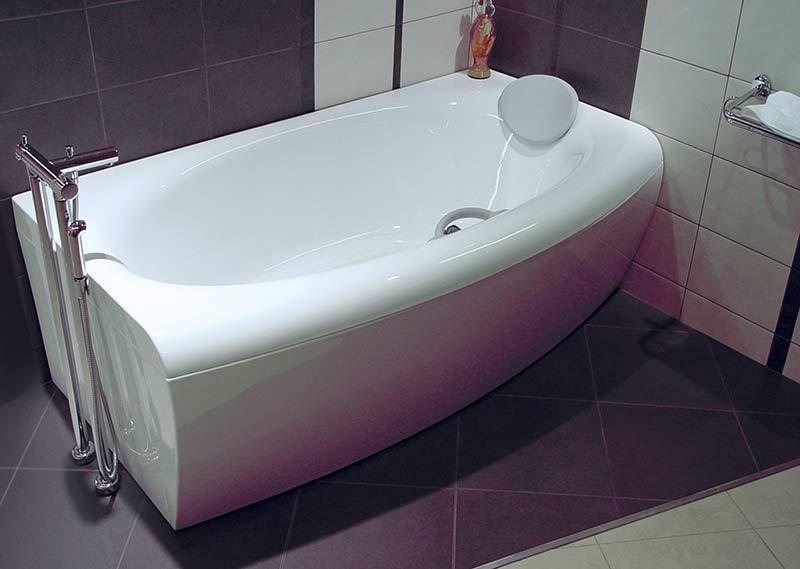 Как выбрать акриловую ванну - советы экспертов