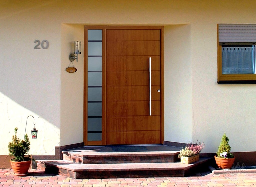 Как выбрать входную дверь в квартиру или дом?
