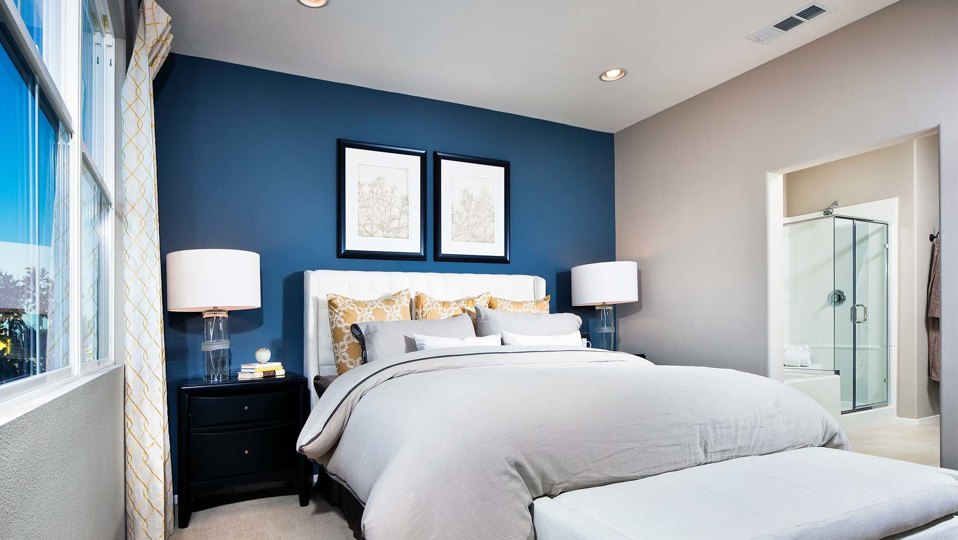 Как выбрать оптимальный цвет стен в гостиной: 60 фото и идей оформления