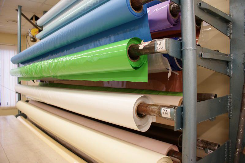 Натяжные потолки. особенности материалов и производителей
