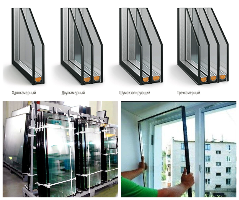 Конструкция стеклопакета окна. описание входящих элементов и их назначения