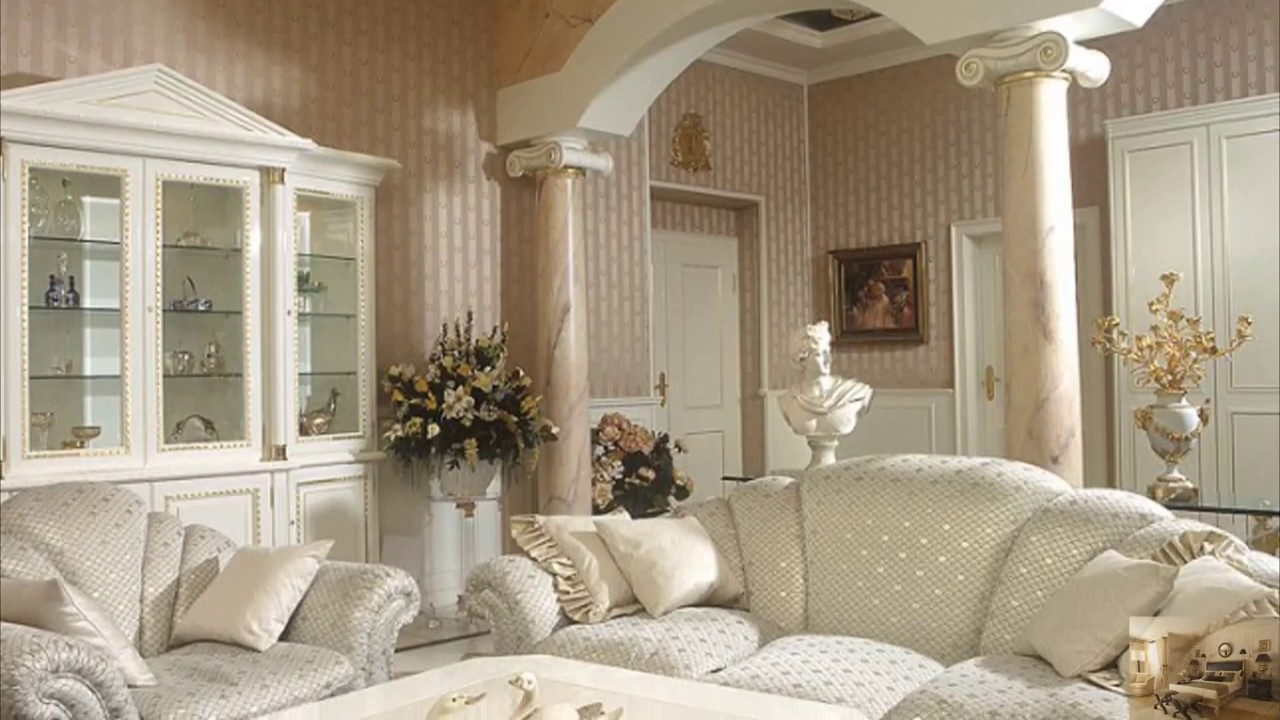 Дизайн интерьера в французском стиле