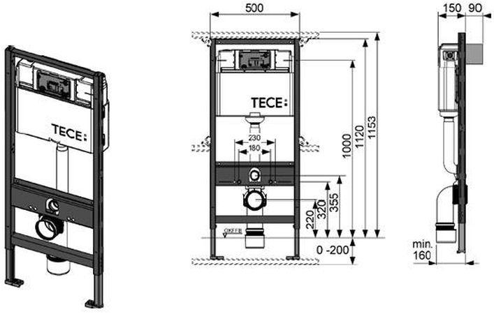 Подвесной унитаз с инсталляцией: как выбрать, плюсы и минусы, монтаж
