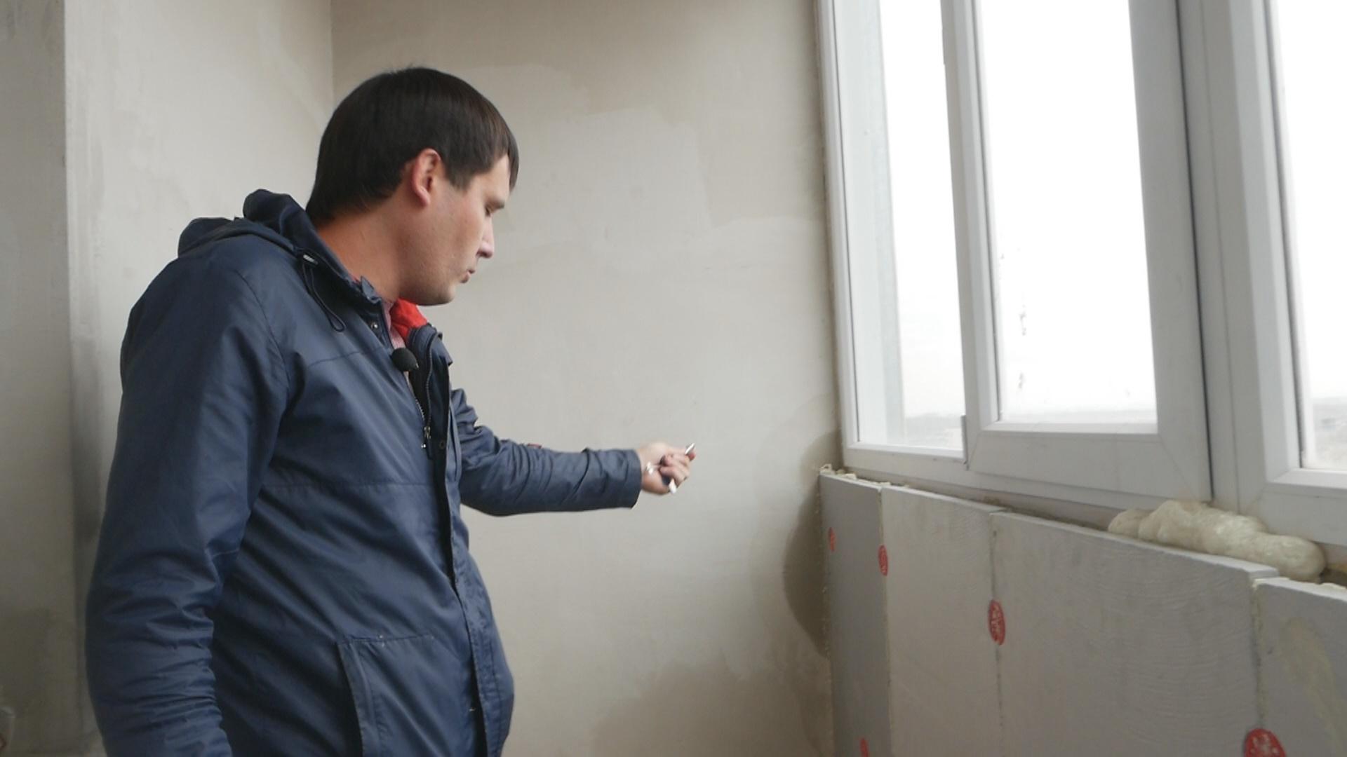 Правильный прием квартиры у застройщика