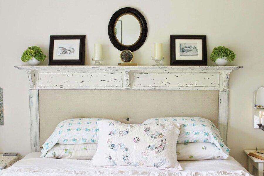 Двуспальная кровать своими руками. чертежи.