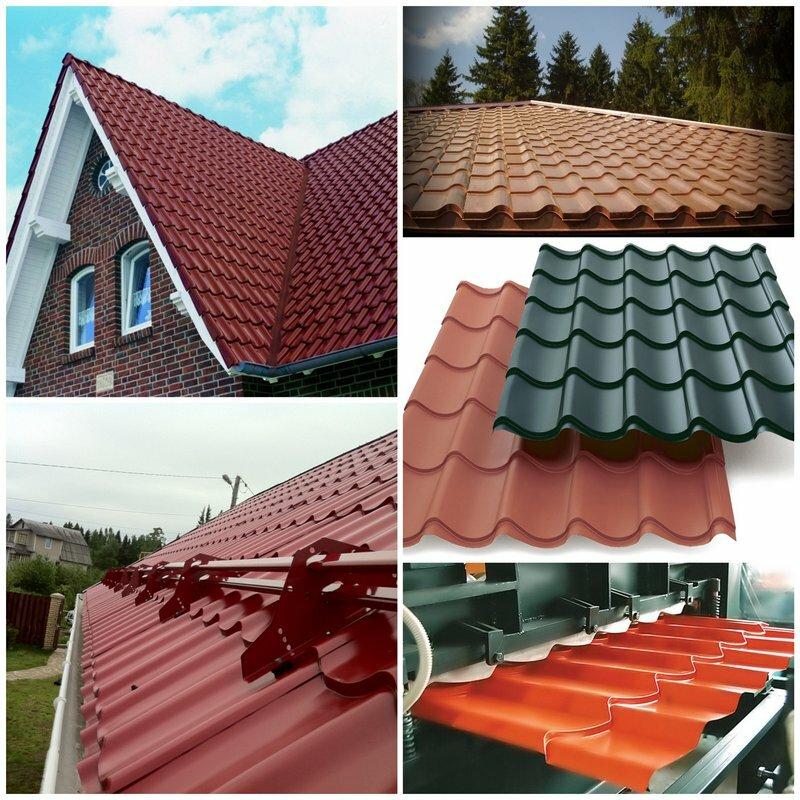 Кровельные материалы для крыши: виды и цены различных видов, область применения, обзор производителей