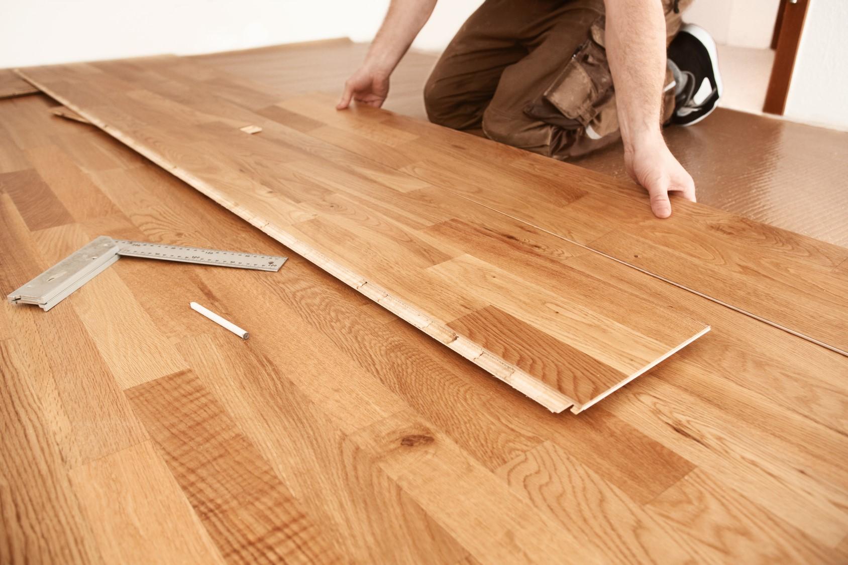 Какая подложка под ламинат лучше подойдет на бетонный пол