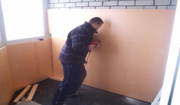 Чем утеплить стены изнутри квартиры или дома и как это сделать правильно