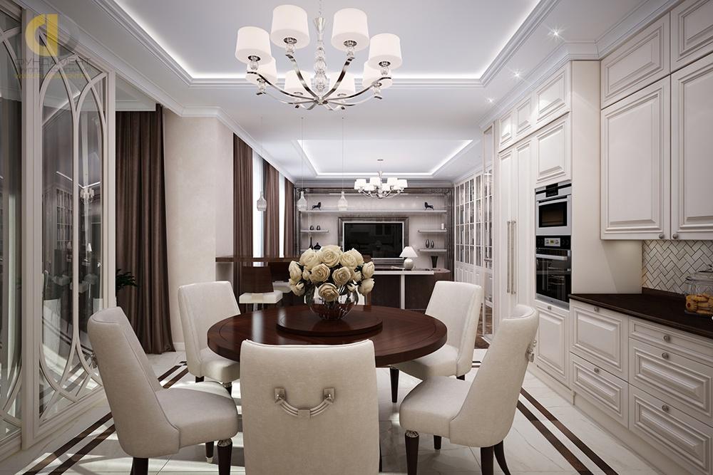Белая кухня – 70 фото, 7 идей дизайна и практические советы