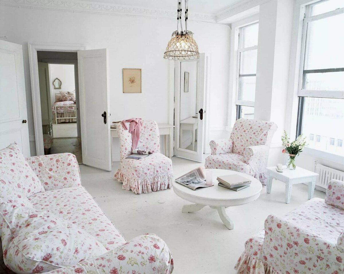 Правила стильного декорирования: мебель в утонченном стиле шебби шик своими руками