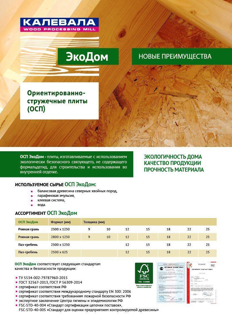 Применение плит osb - плюсы и минусы, отзывы, цены. жми!