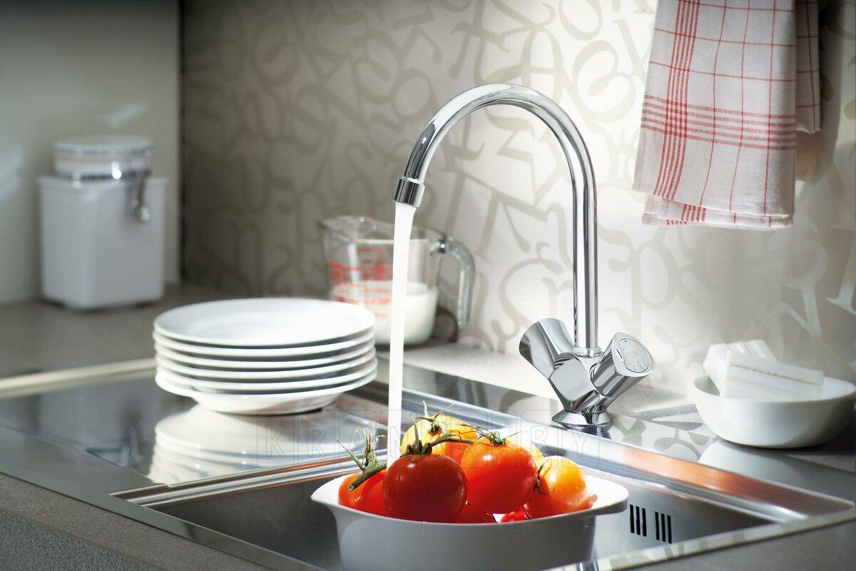 Как выбрать смеситель на кухню? обзор современных смесителей для кухни с фото и видео.