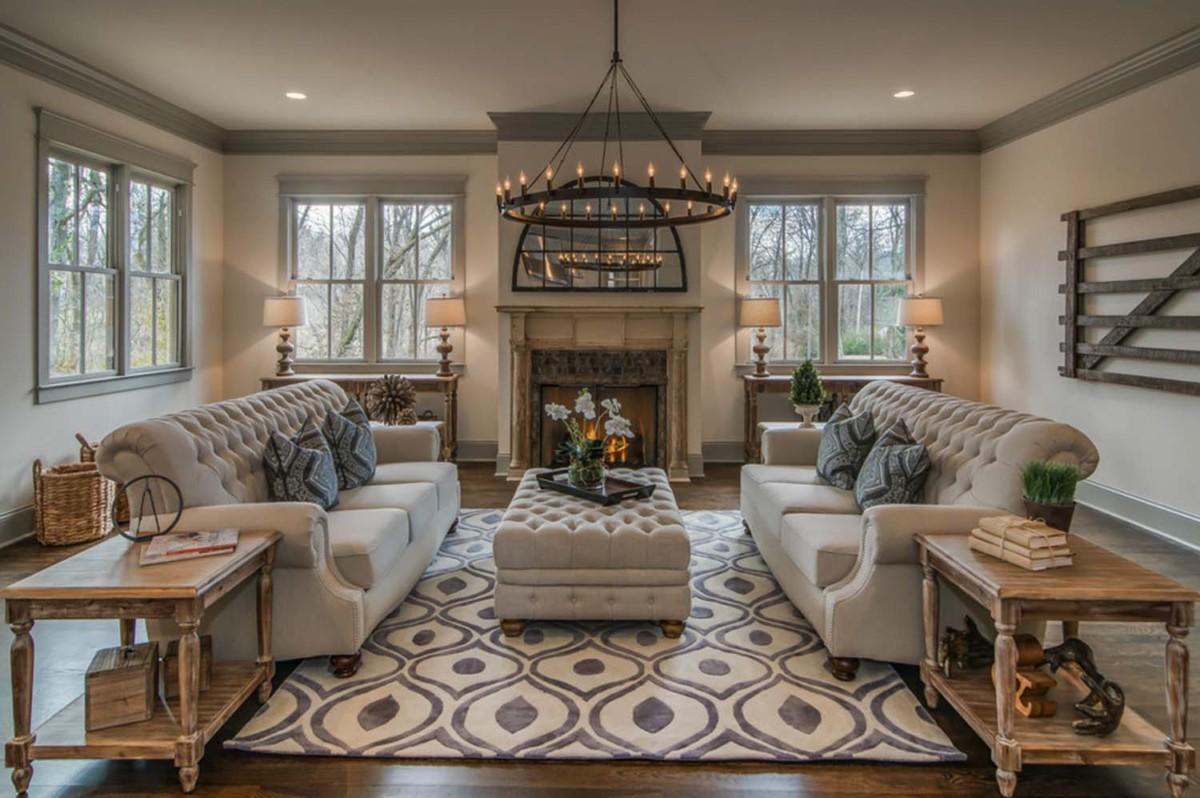 Стиль модерн в интерьере квартиры и дома с фото примерами