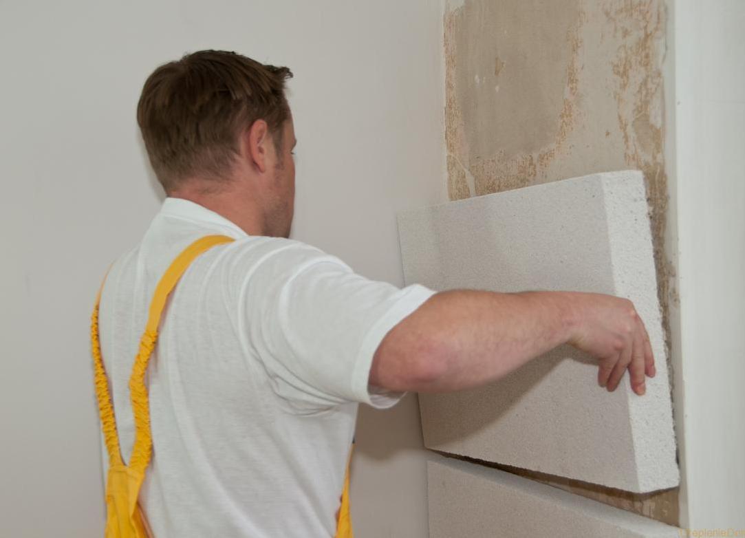 Утепляем стену квартиры изнутри своими руками