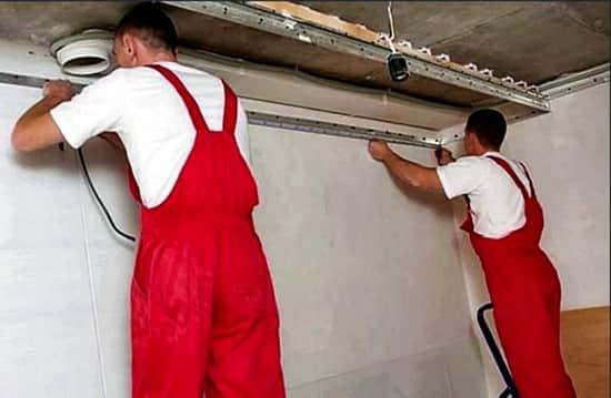 Действительно ли вредны натяжные потолки